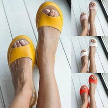 New Summer Fashion Women Sandals Rome Slip-On Breathable Non-slip Shoes Woman Slides Solid Casual Female Flip Flops