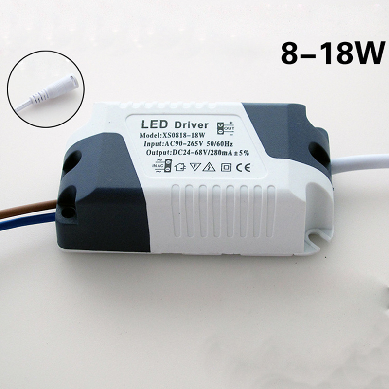 8-18/8-24W 300 MA LED Ceilling Light Road Lamp Power Supply Driver Transformator