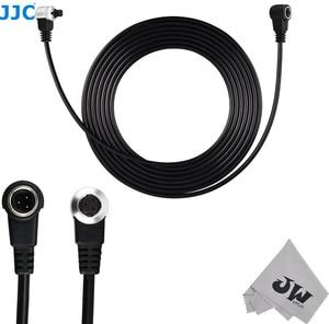Image 1 - JJC uzaktan uzatma kablosu kablosu Canon EOS 5D Mark III II 6D 7D Mark II 1D Mark II III IV 1Ds Mark II 5DS R değiştirin ET 1000N3