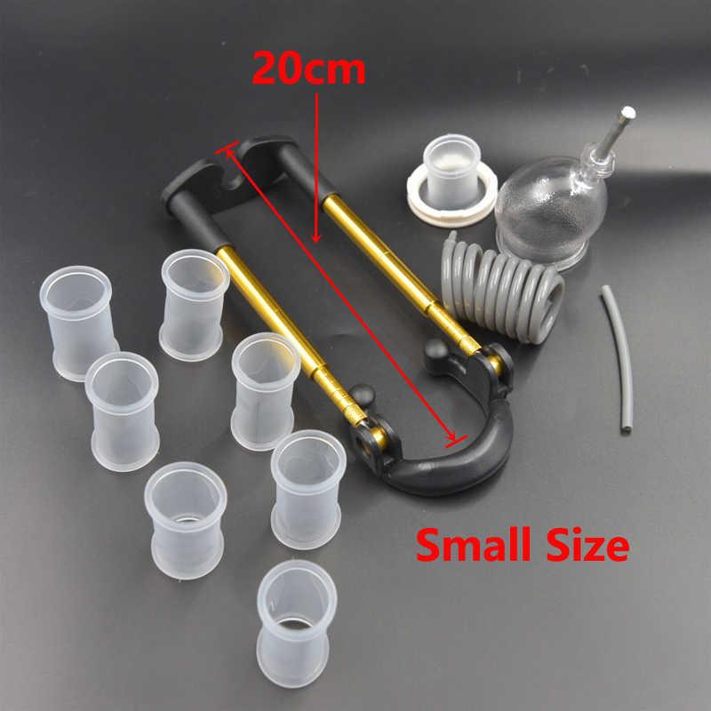 Pro masculino sistema de ampliação ampliador maca sistema de realce pênis mestres pro extender phalosan pênis bomba sexy brinquedo sexo