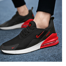 Buy HAERSHUOA2019 new Korean men's casual sports shoes high quality men's training shoes breathable mesh running shoes directly from merchant!