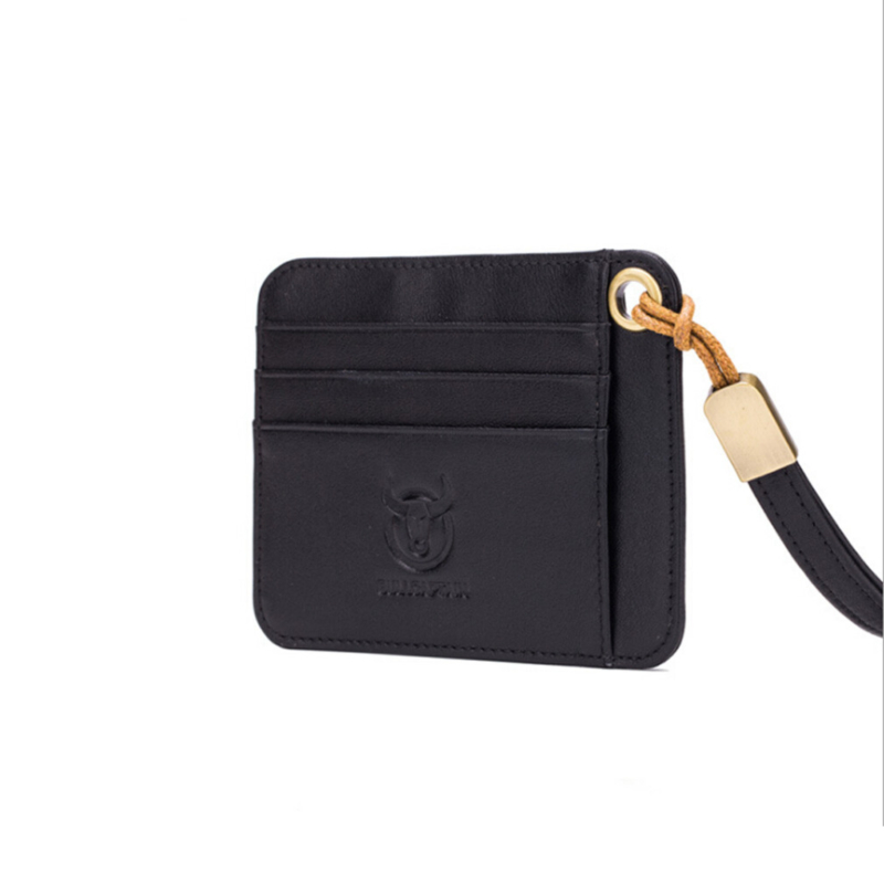 Men Women Fashion Solid Wallet ID Credit Card Holder Case Coin Pocket WST