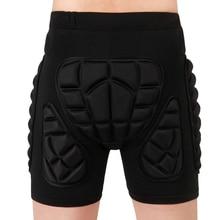 Хип Мягкий коврик шорты Защитное снаряжение спортивная одежда катание губка M/L/XL инструмент Сноубординг ударопрочность аксессуары для лыж