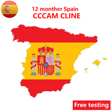Spain CCCAM For DVB-S2 Receptor Cccam cline 7 /10lines 1 year tv Receiver 4/8lines WIFI FULL HD Support Ccams Free testing receptor satelite cccam cline for 1 year spain cccam espa a usb wifi free 7 lines cccam portugal poland europe ccam 1 year spain