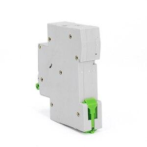 Тип A 6KA 18 мм RCBO 16A 10mA 30mA 100mA выключатель остаточного тока с перегрузки по току и дифференциалом защиты от утечки