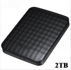 Hot! 2019 HDD Free shipping Hard disk 2tb hdd externo 2.5 Portable USB3.0 Hard Drive M3 2TB hdd 2000G External Hard drives