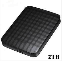 Hot! 2019 HDD Gratis verzending Harde schijf 2tb hdd externo 2.5 Draagbare USB3.0 Hard Drive M3 2TB hdd 2000G Externe Harde schijven