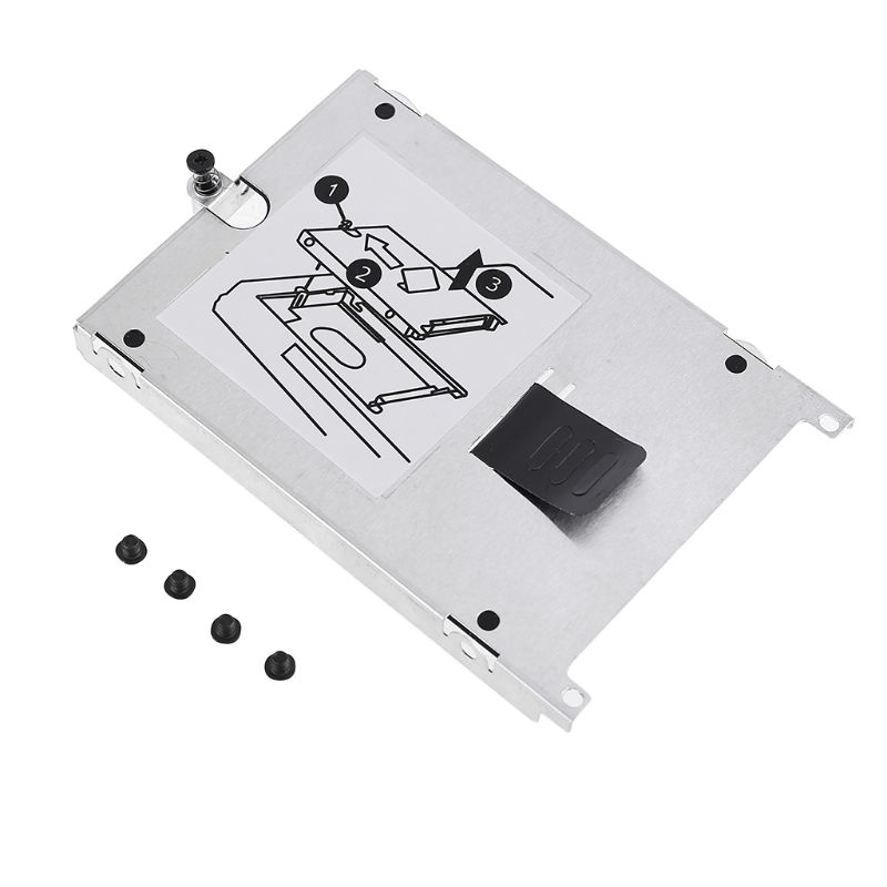 PC Computer Laptop HDD Hard Drive Mounting Frame Tray Bracket For H-P 6910P NC6400 NC4400 6930P 8510P 6515B 8710W