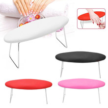 1 ensemble ongles repose-main oreiller poignet Support main Support pour Salon professionnel Table bureau manucure coussin(China)