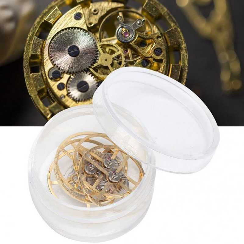 5個リペアパーツバランスホイールの交換アクセサリ8205時計ムーブメント時計部分ためのツール時計屋