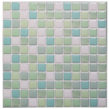 Mosaic Wall Tile Peel and Stick  Self adhesive Backsplash DIY Kitchen Bathroom Home Wall Sticker Vinyl 3D 14