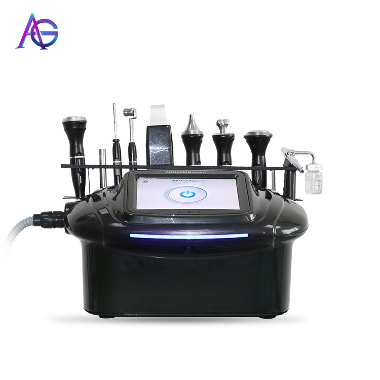 Adg 9 In 1 Hydrofacial Machine Skin Rejuvenation Skin Lightening For Skin Care