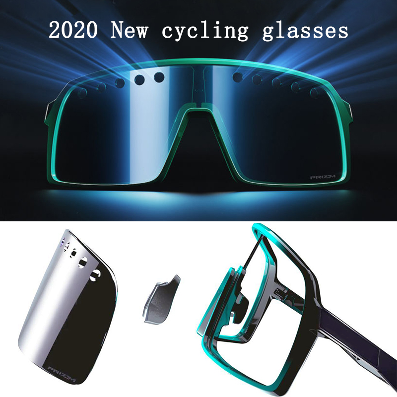 Sport Cycling Sutro Sunglasses Collection Sports Polarized Mountain Cycling Glasses Protective Riding Bike Goggles Sagan 3 Lens