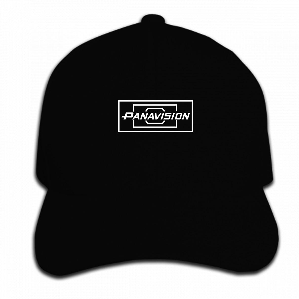 Print Custom Baseball Cap Panavision Summer S Pure Cottom    Hat Peaked Cap