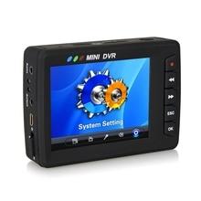 KS-750A Angle Eye Body Mini Camera 2.7 Inch Video S
