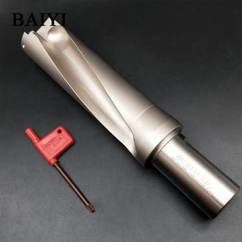 3D WC стиль U дрель 41 мм C32mm WC-41-3D-C32 карбидные вставки WCMT Карбидное лезвие бесплатная доставка