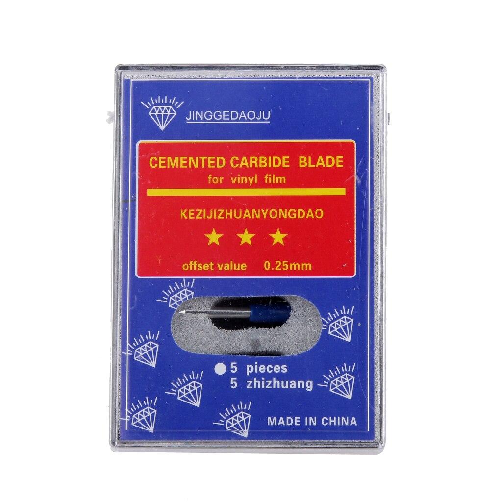 5 шт. 60 ° держатель лезвия ножа для Roland виниловый резак режущий плоттер лезвия