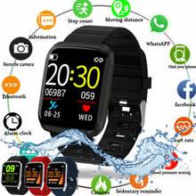 Смарт часы reloj с bluetooth для мужчин и женщин спортивный
