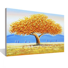 Large size 3D mangrove canvas painting home decoration picture living room wall art restaurant hand painted oil