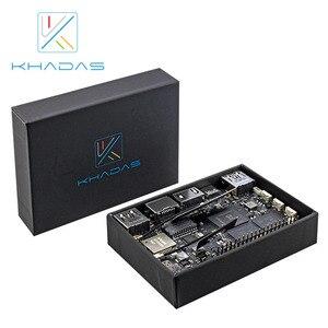 Image 5 - Khadas VIM3 SBC: 12nm Amlogic A311D Soc With 5.0 TOPS NPU