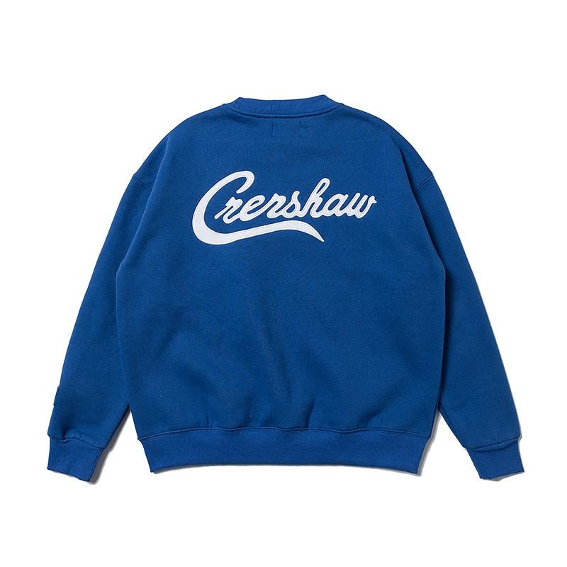 2020ss Fog Style Essentials L.A Limited Embroidery Women Men Sweatshirt Hoodie Hiphop Men Sweatshirt Pullover Winter Fleece