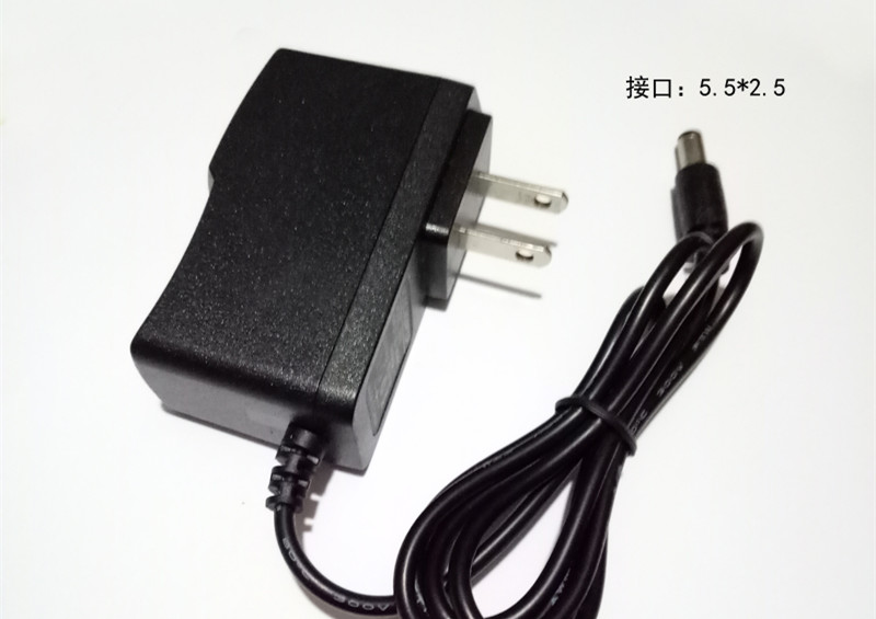 <font><b>12V</b></font> 1A power adapter <font><b>12V</b></font> <font><b>1000ma</b></font> Router cat set-top box mobile DVD charger AC100-240V 50/60HZ image