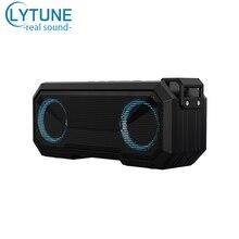 Уличная портативная Bluetooth-колонка, Беспроводная колонка с ярсветильник, TWS, бас, стерео, IPX7, водонепроницаемая колонка, радио, FM, 3000 мАч