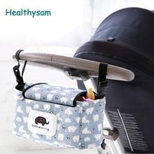 Nappy-Bag Baby-Stroller-Bags Hanging Travel Multifunction Large-Capacity Mummy Maternity-Nursing