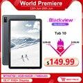 Blackview Tab 10 Android 11 4G Телефонный звонок планшетный ПК 10,1 дюймов MTK8768 Octa Core 4 Гб + 64 Гб 1920*1200 13MP Камера 7480 мА/ч, Планшеты