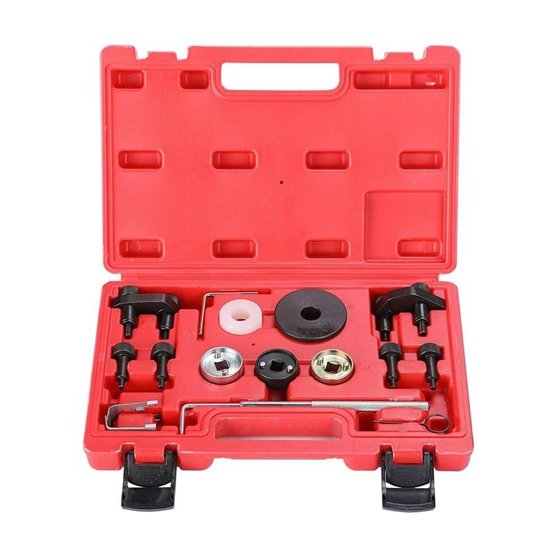 T40133 5PC Timing Tool Set For VW AUDI 2.8T 3.0T TFSI Camshaft Locking Tool Kit