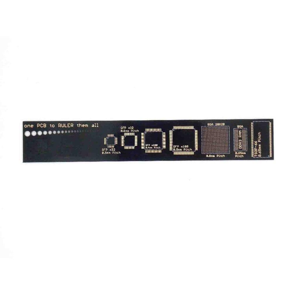 PCB Ruler V2 - 6
