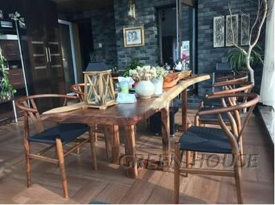 Wishbone  Y Solid Wood Chair 2