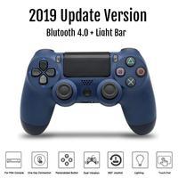 ワイヤレスコントローラの Bluetooth 4.0 DoubleShock デュアルショックジョイスティックゲームパッドコントローラプレイステーション Ps 4 ゲームパッド ps 4 コンソールビデオゲーム