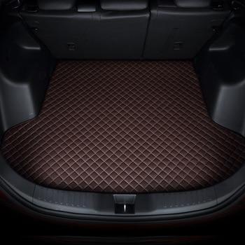 All Custom Car trunk mats for Lincoln MKZ MKC MKX Navigator etc car-styling all weather carpet floor