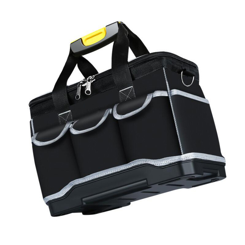 Multi-Function Tool Bag Thickening Repair Tool Bag 13/18/20 Inch Messenger Toolkit Bag Oxford Cloth Waterproof Tool Storage Bag