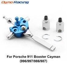 Новый короткий переключатель для Porsche 911 996 997 Turbo AWD Boxster 986 987 S Cayman