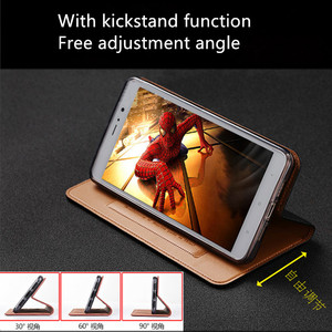 Image 3 - Skórzany magnetyczny etui na telefon pokrywa uchwytu karty dla Umidigi A9 Pro/Umidigi A5 Pro futerał na kaburę stojak funda coque