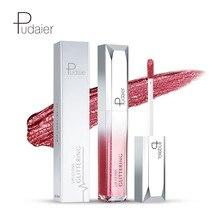 Pudaier Pearl Moisturizing Lip Glaze Future Series INS Explosions Star Glittering Lipstick