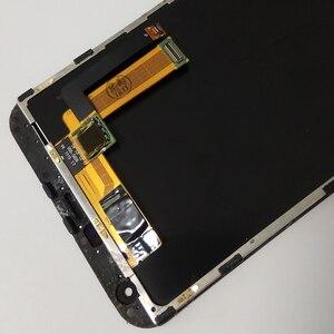 """Image 3 - 5.5 """"oryginalny LCD do Meizu M1 uwaga wyświetlacz LCD z ekranem dotykowym Digitizer do Meilan Note M463U montaż telefonu komórkowego z częściami ramy"""