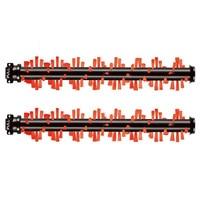 For Bissell Crosswave Vacuum Cleaner filters 1785Q 1785F Carpet brush Multi functional brushes