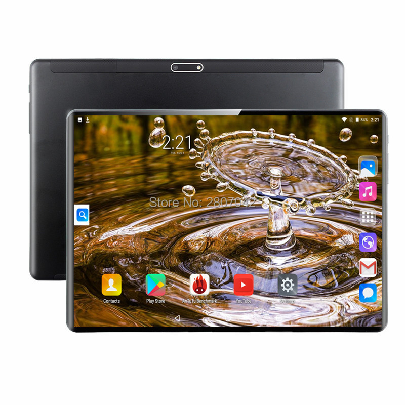 Free Gift Tablet 4G LTE 10.1 Inch 2.5D Tablet Pc 10 Octa Core MTK8752 6GB RAM 128GB  ROM 1280*800 Android 9.0