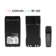 цена на Replacement Two-Way Radio Battery for ICOM BP-279, BP-280, BP-280LI (7.4V 2200mAh)