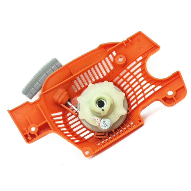 Recoil Starter Assembly Replaces For Husqvarna 136 137 142 Chainsaw Orange Tool Home Garden Supplies