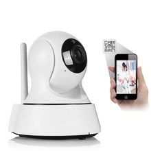 HD 1080P 720P Home Security IP Camera Two Way Audio Wireless Mini Camera Night Vision CCTV WiFi Camera Baby Monitor 360 mini ip camera wifi 1080p full hd wireless cctv camera store home security one key alarm infrared night vision baby monitor