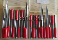 A variety of cnc router woodworking tools for wood, stone, metal, MDF, jade, plastic, etc.