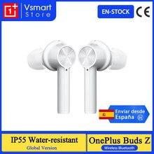 OnePlus bourgeons Z Version mondiale écouteur sans fil TWS 1cm dynamique IP55 résistant à l'eau 20 heures de batterie Bluetooth 5.0 écouteur