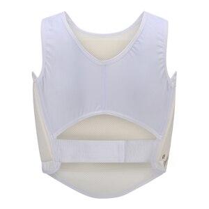 Image 2 - Wkf certificação smai karate protetor de peito karate extremo protetor de peito boxe protetor de peito karate protetor de peito