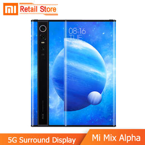 Xiaomi Snapdragon 855 MIX Alpha 5G Concept 512GB 12gbb LTE/WCDMA/GSM Quick Charge 4.0