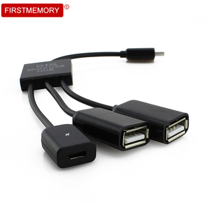 Micro 4 Ports Hub USB 2.0 HUB