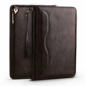 Essidi Couro Luxury Smart Case Sleeve Para ipad mini 4 3 2 1th Gen Stand Tablet Capa Protetora Para ipad mini 1 2 3 4
